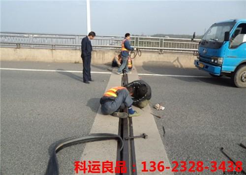 公路桥梁伸缩缝装置&桥梁伸缩缝胶条型号解析2