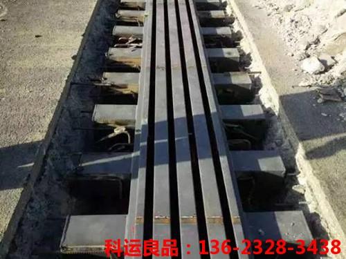 公路桥梁伸缩缝装置&桥梁伸缩缝胶条型号解析1