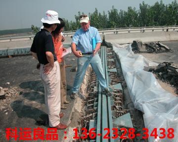 桥梁伸缩缝及桥梁伸缩缝胶条更换安装养护细节讲解1