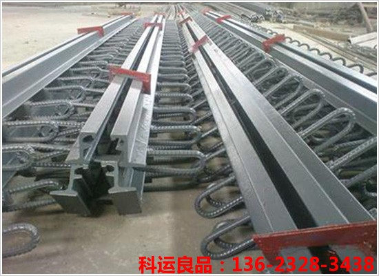 公路桥梁伸缩缝GQF-D80型单组式伸缩缝产品推介2