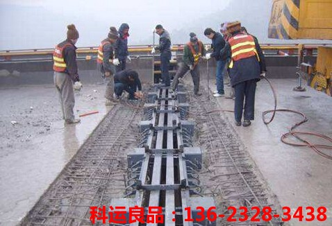 桥梁伸缩缝安装实战系列之桥梁伸缩缝防跳车指南