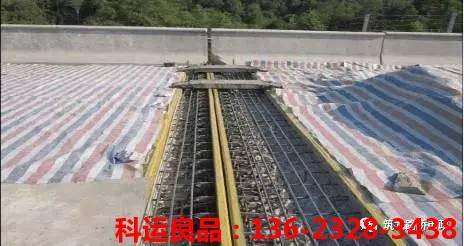 桥梁d80伸缩缝装置拆旧换新施工工艺详解3